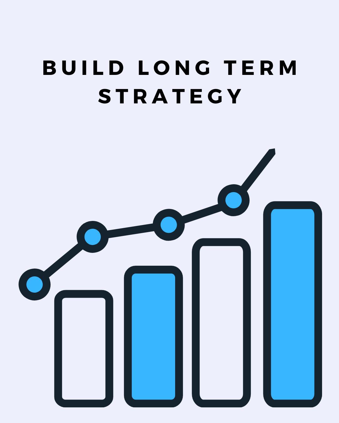 Build long term strategy