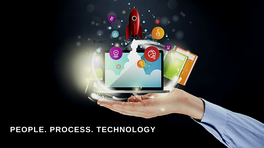 People. Process. Technology
