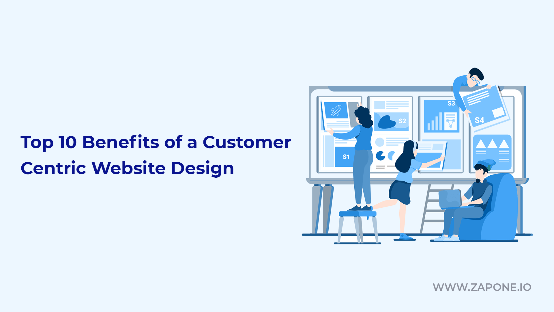 Top 10 benefits of a customer centric web design