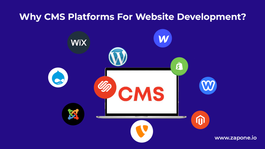 cms platforms for website design